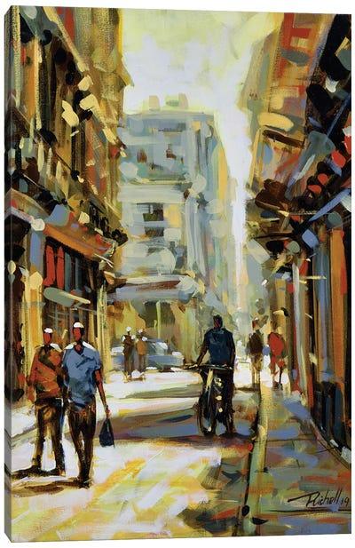 City XXVI Canvas Art Print