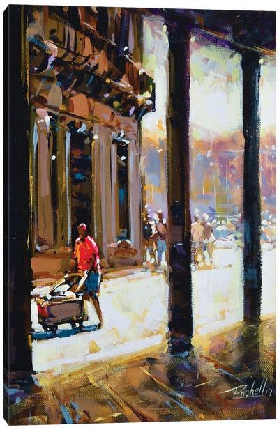 City XXIX Canvas Art Print