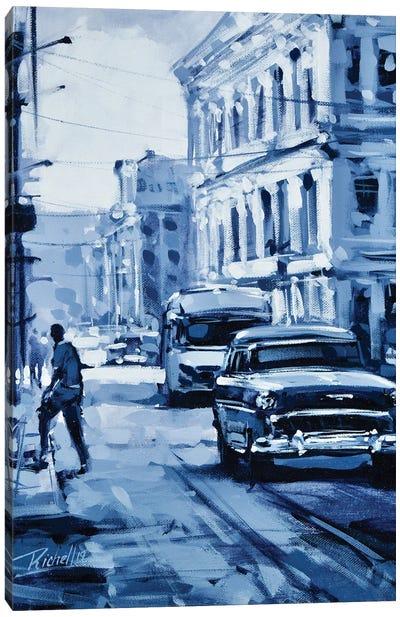 City XXXII Canvas Art Print