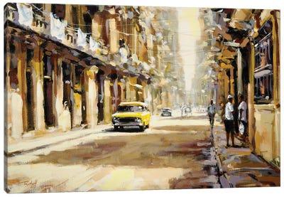 City XXXVI Canvas Art Print