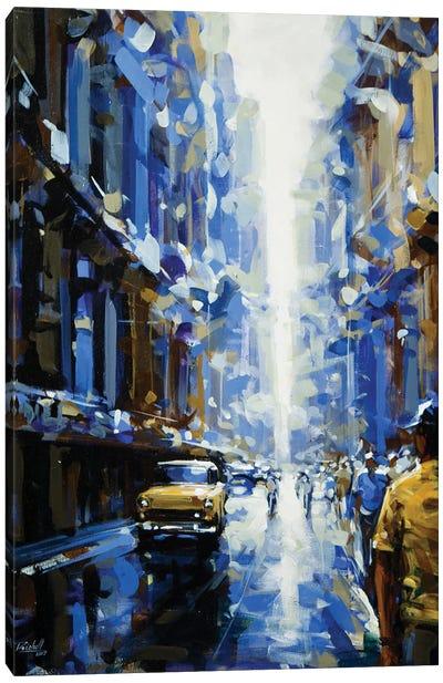 City XXXVIII Canvas Art Print