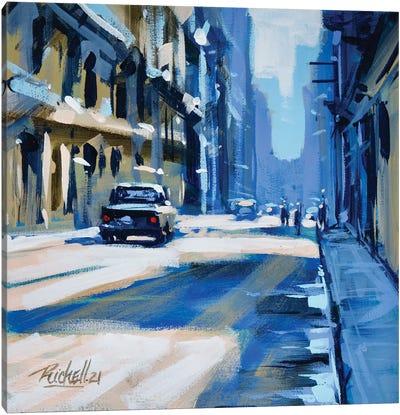 City III Canvas Art Print