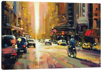 City XL Canvas Art Print