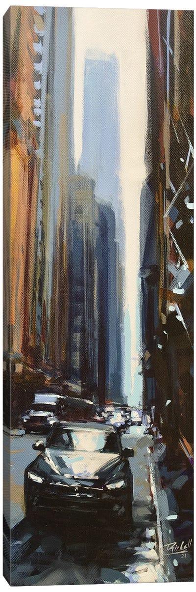 City LXVIII Canvas Art Print