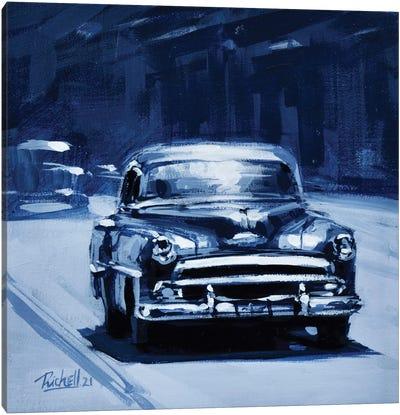 City VI Canvas Art Print