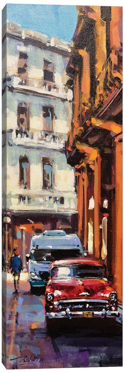 City LXXIV Canvas Art Print
