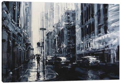 City LXXVII Canvas Art Print