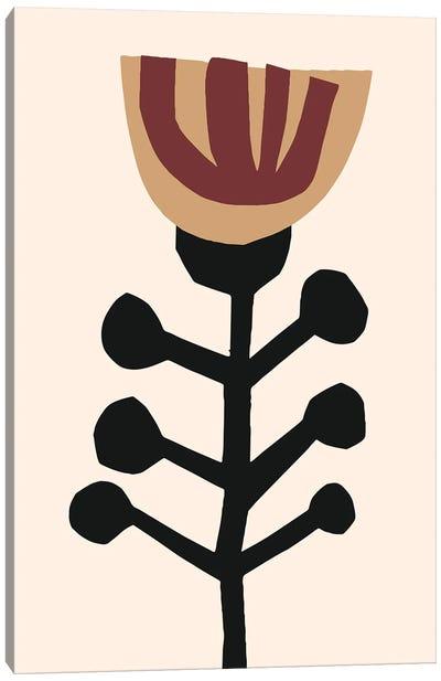 Beautiful Flower Print Canvas Art Print
