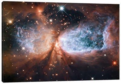 Bright Universe Canvas Art Print