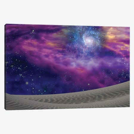 Cosmic Landscape Canvas Print #RLF169} by Bruce Rolff Canvas Print