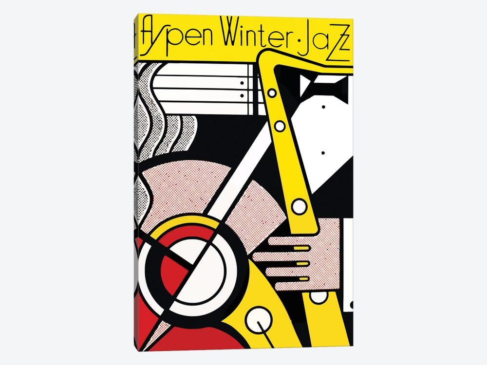 Aspen Winter Jazz, 1967 by Roy Lichtenstein 1-piece Art Print