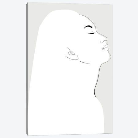 Orli Portrait Canvas Print #RLZ344} by blursbyai Canvas Art Print
