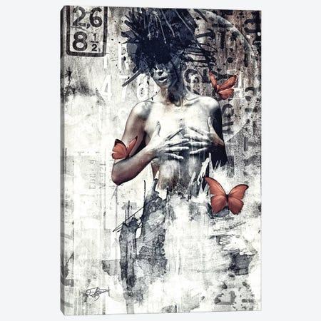 Loin Des Quartiers Branches Canvas Print #RMB16} by Romain Bonnet Canvas Art