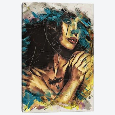 Oublier L'Instant Present Canvas Print #RMB20} by Romain Bonnet Canvas Art