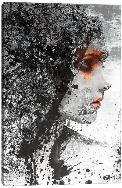 Toujours Debout Canvas Art Print