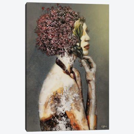 Une Caresse De La Nature Canvas Print #RMB28} by Romain Bonnet Canvas Wall Art