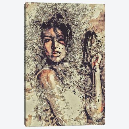 Week-End Canvas Print #RMB29} by Romain Bonnet Canvas Artwork