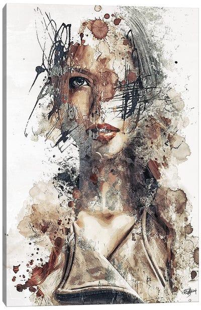 Auburn Canvas Art Print