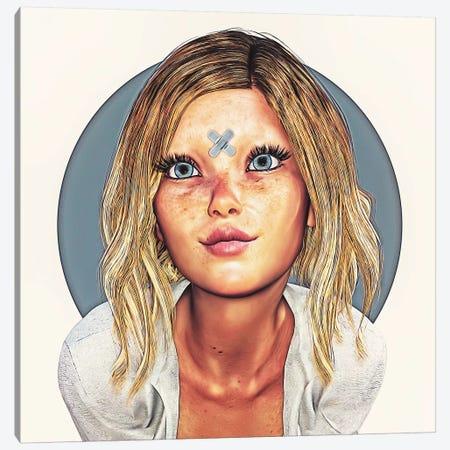 Astrée Canvas Print #RMB36} by Romain Bonnet Canvas Artwork
