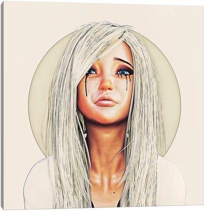 Aika Canvas Art Print