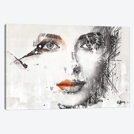 Bienveillance Canvas Print #RMB3} by Romain Bonnet Canvas Artwork