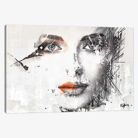 Bienveillance Canvas Print #RMB3} by Romain Bonnet Canvas Artwork