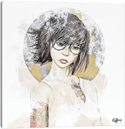 Attitude Canvas Art Print