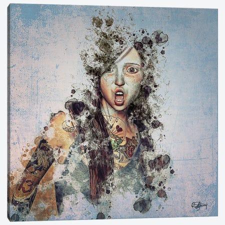 Attitude III Canvas Print #RMB50} by Romain Bonnet Canvas Art Print