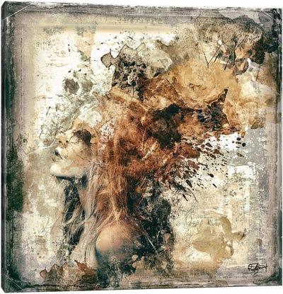 Souveraine Canvas Art Print