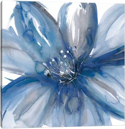 Blue Beauty I Canvas Art Print