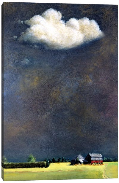 Four Corners Canvas Art Print