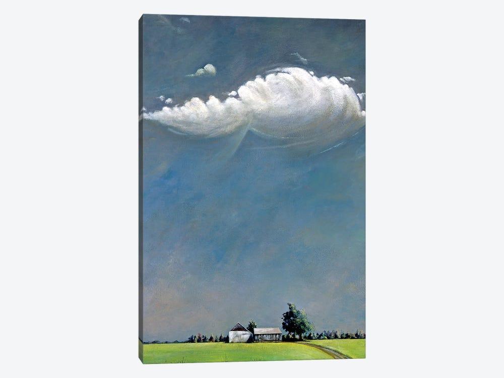 Watermill by Steven Romm 1-piece Canvas Wall Art