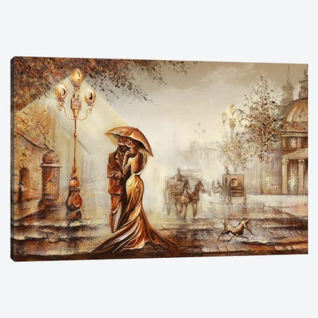 Date Canvas Print #RMN11} by Raen Canvas Art Print