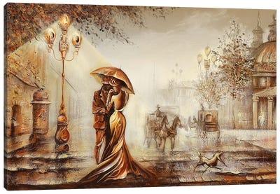 Date Canvas Art Print