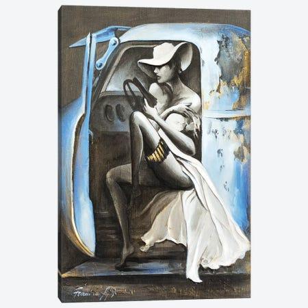 Protection Canvas Print #RMN25} by Raen Art Print