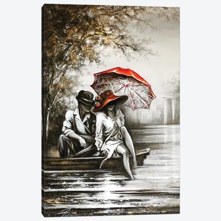 Romantic Date Canvas Print #RMN26} by Raen Canvas Art Print