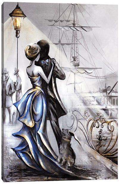 Sea Of Love Canvas Art Print