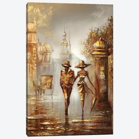 Warm Evening Canvas Print #RMN34} by Raen Canvas Wall Art