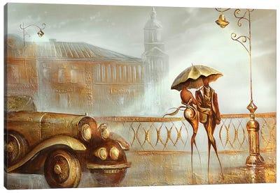 The South Bridge Canvas Art Print