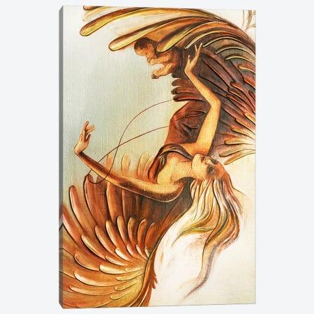 Angel Saving Unborn Child Canvas Print #RMN5} by Raen Canvas Print