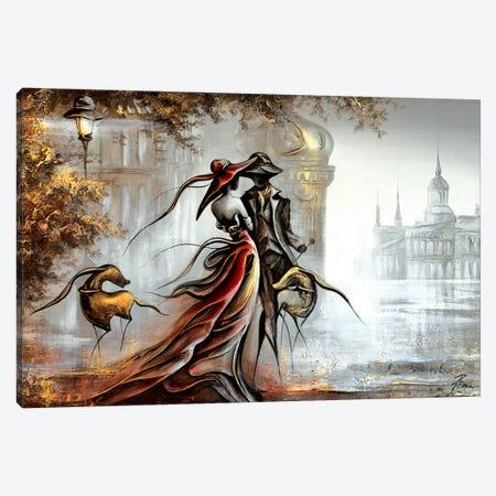Blind Date Canvas Print #RMN7} by Raen Canvas Print