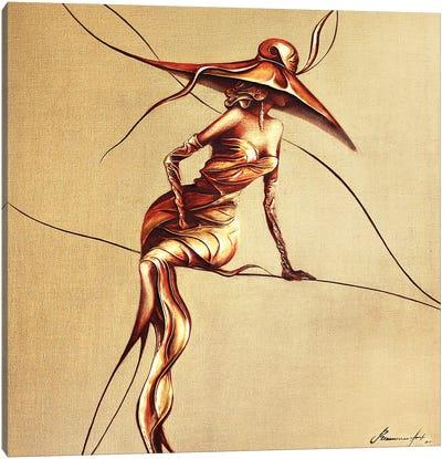 Casino World Canvas Art Print
