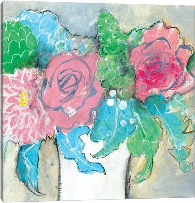 Delicate Treasure I Canvas Art Print