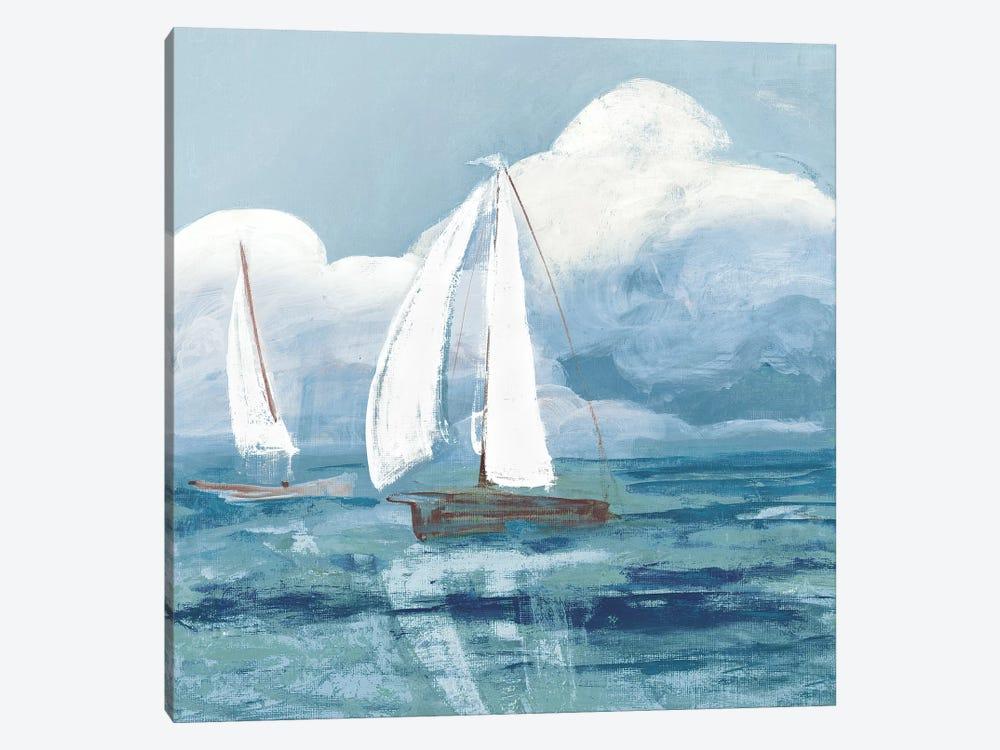 Dusk Regatta Winds by Robin Maria 1-piece Canvas Wall Art