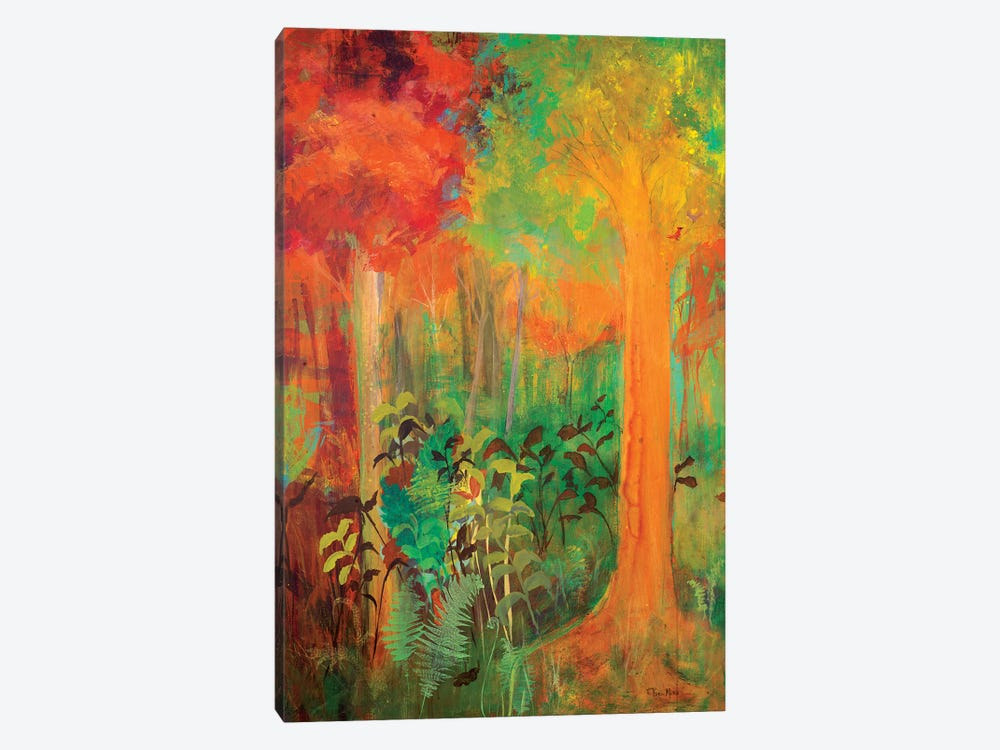 Enchantment in Autumn by Robin Maria 1-piece Canvas Print