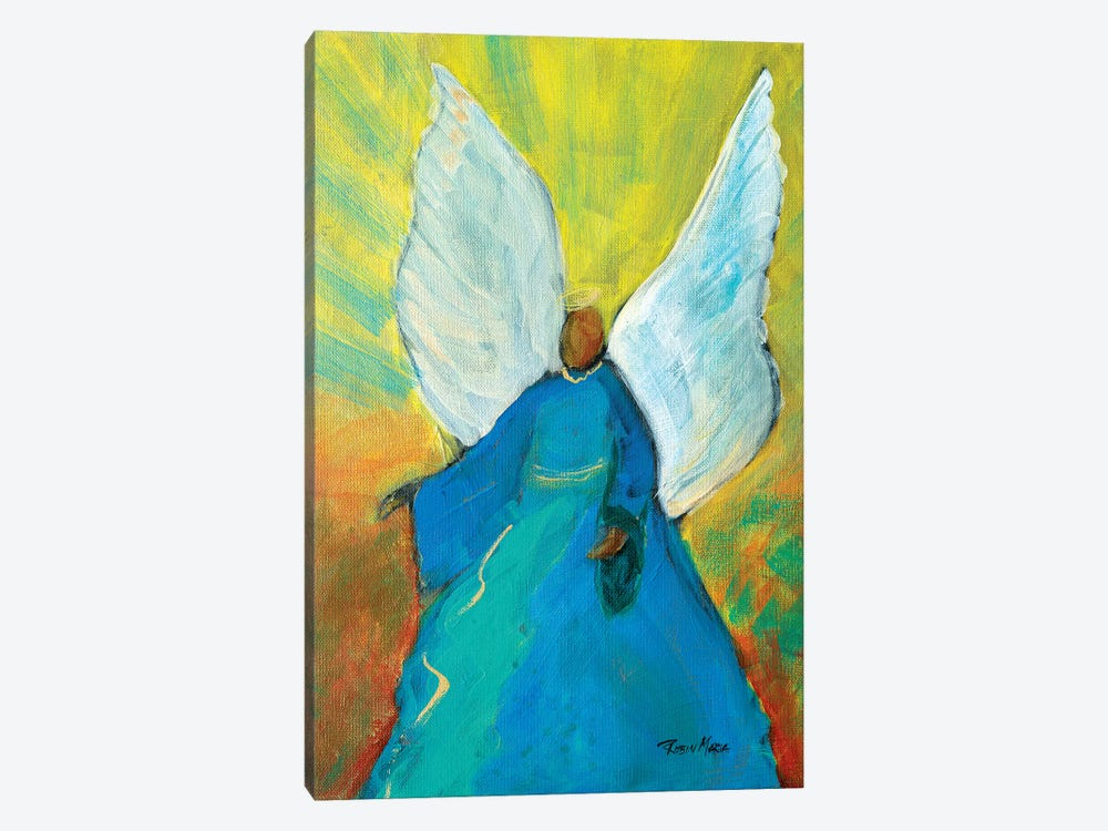 Guardian Angel by Robin Maria 1-piece Art Print