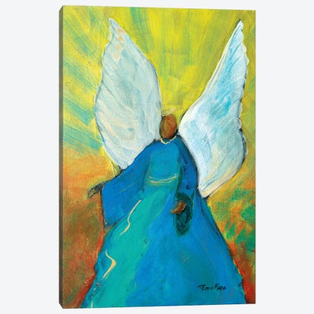 Guardian Angel Canvas Print #RMR18} by Robin Maria Canvas Print