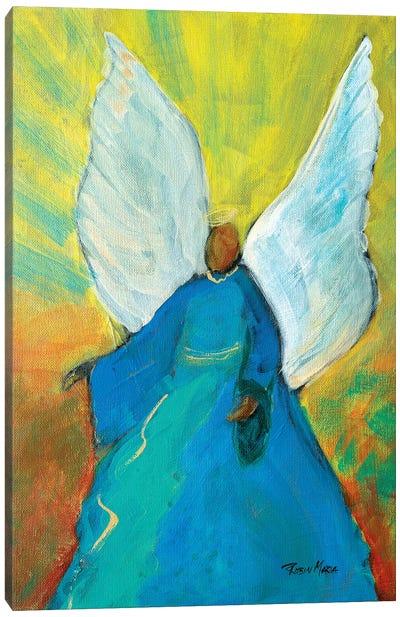 Guardian Angel Canvas Art Print