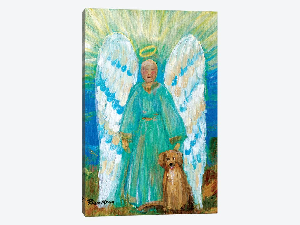 My Angels by Robin Maria 1-piece Canvas Print