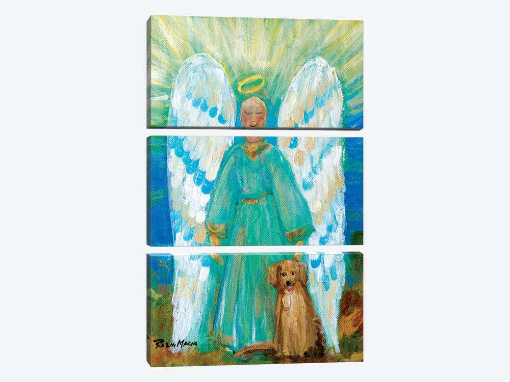 My Angels by Robin Maria 3-piece Canvas Print